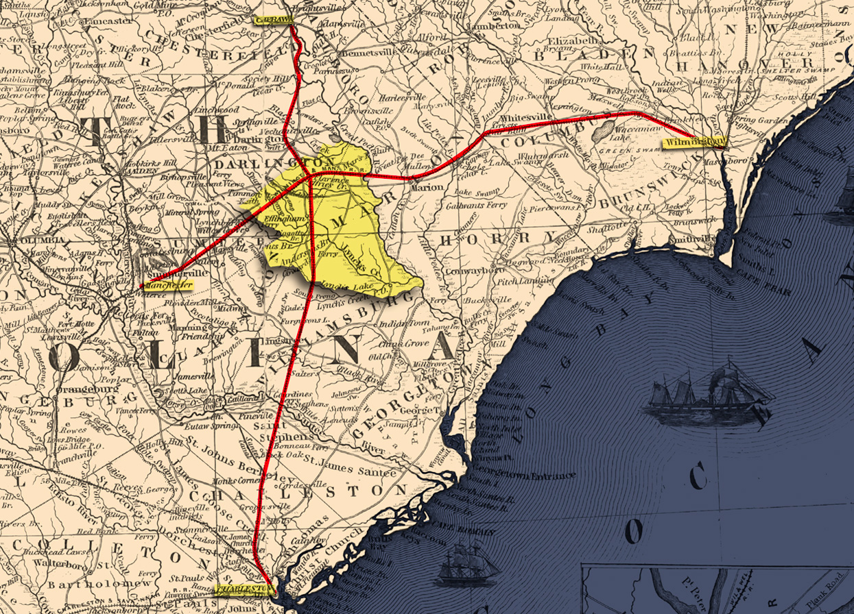 Railroads-of-Pee-Dee-1860s