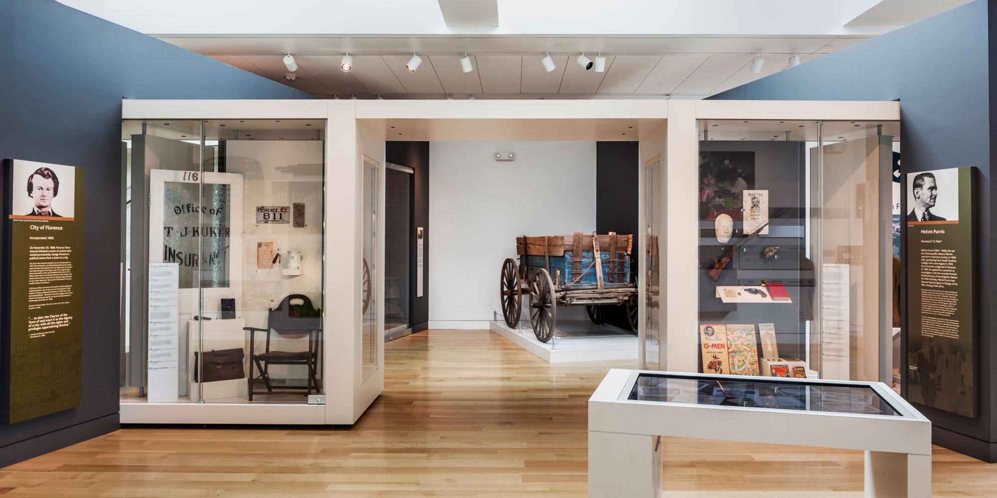 The Pee Dee History Gallery