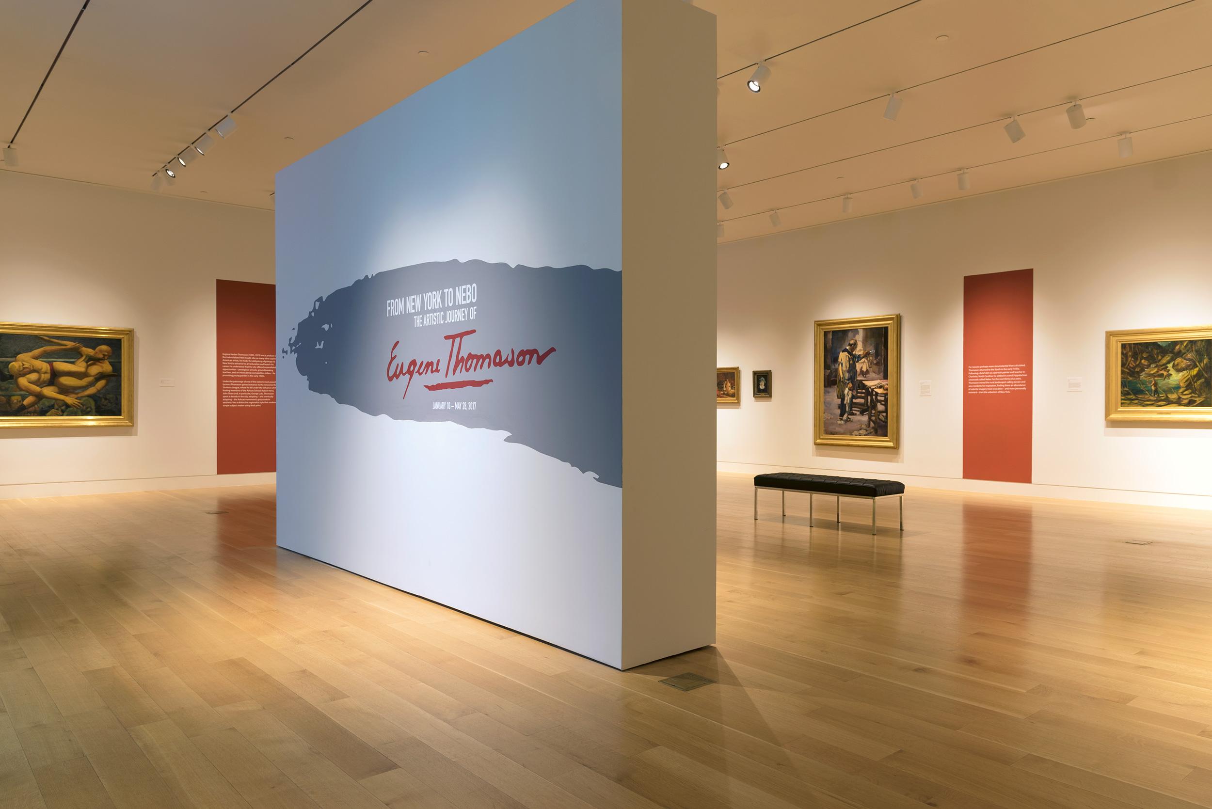 Eugene Thomason Exhibit Overview