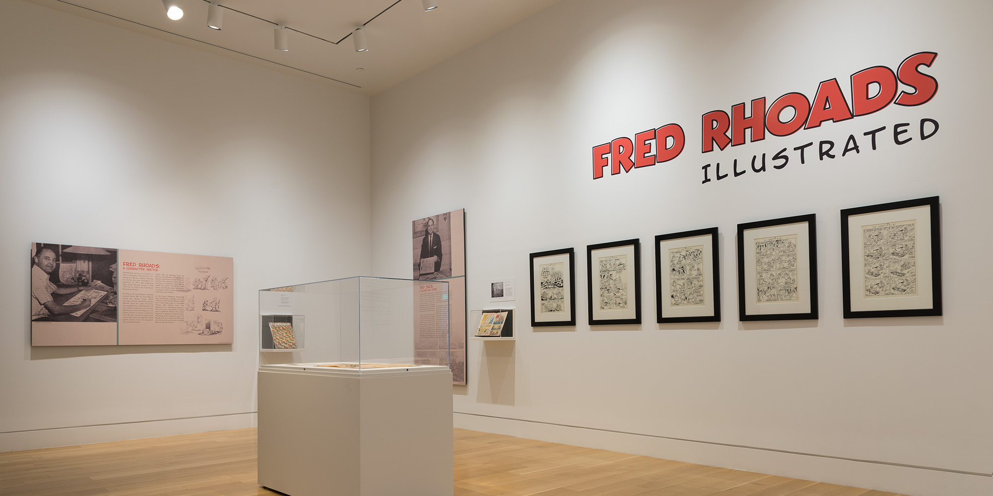 Fred Rhoads Illustrated