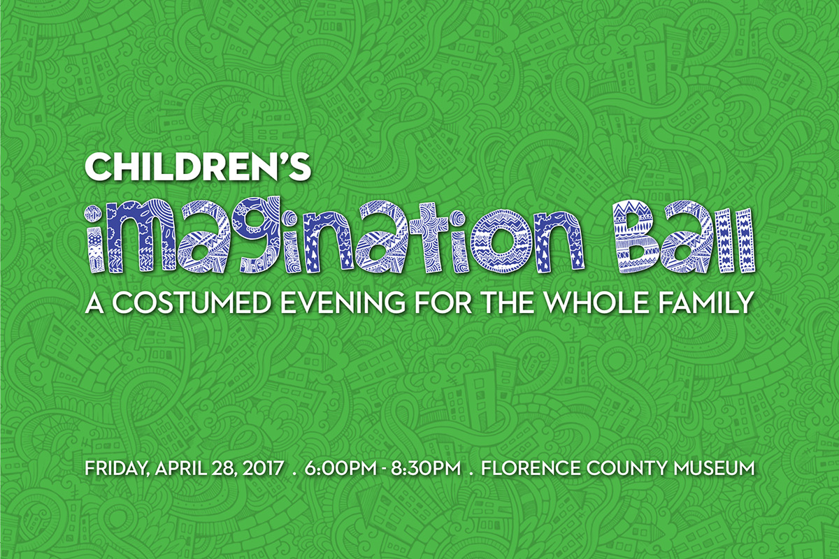 2017 Imagination Ball at the Florence County Museum