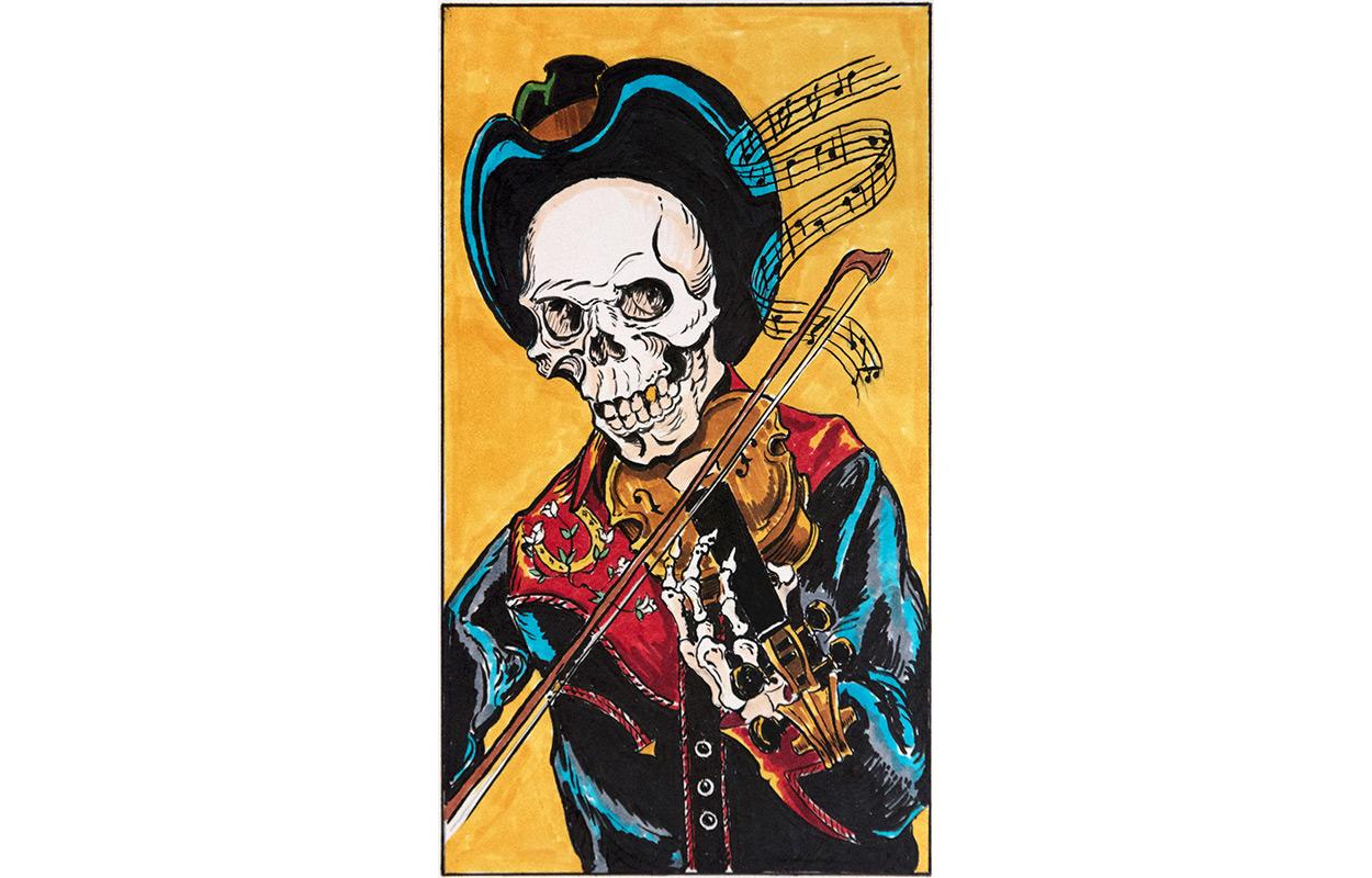 Robert Garey - The Fiddler
