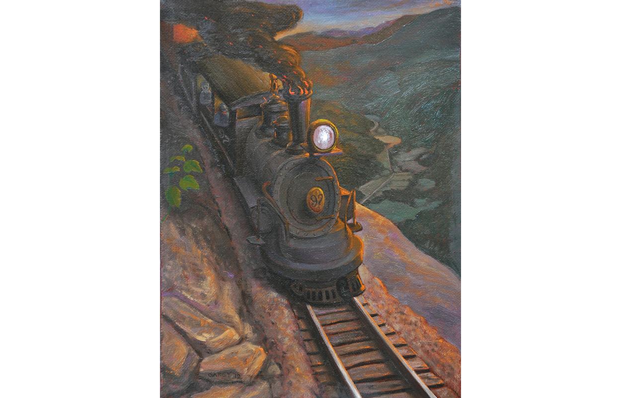 Robert Garey - Wreck of the Old 97
