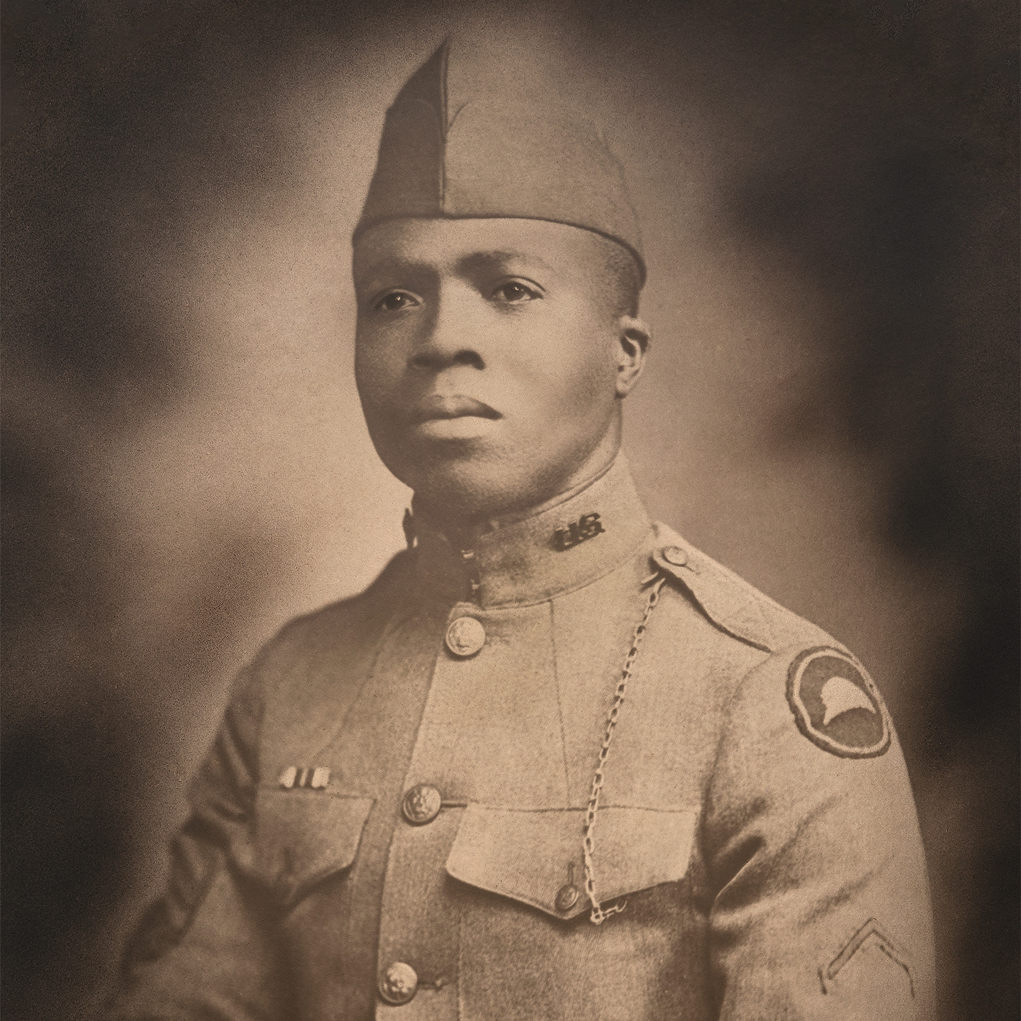 WWI Veteran of Florence County, Sgt. Spears